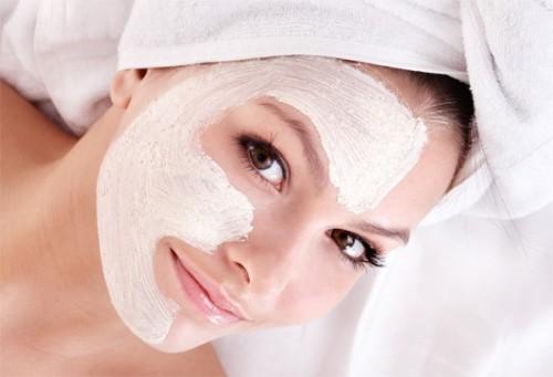 Maschera di uno schiarimento estremo probiotics per la persona